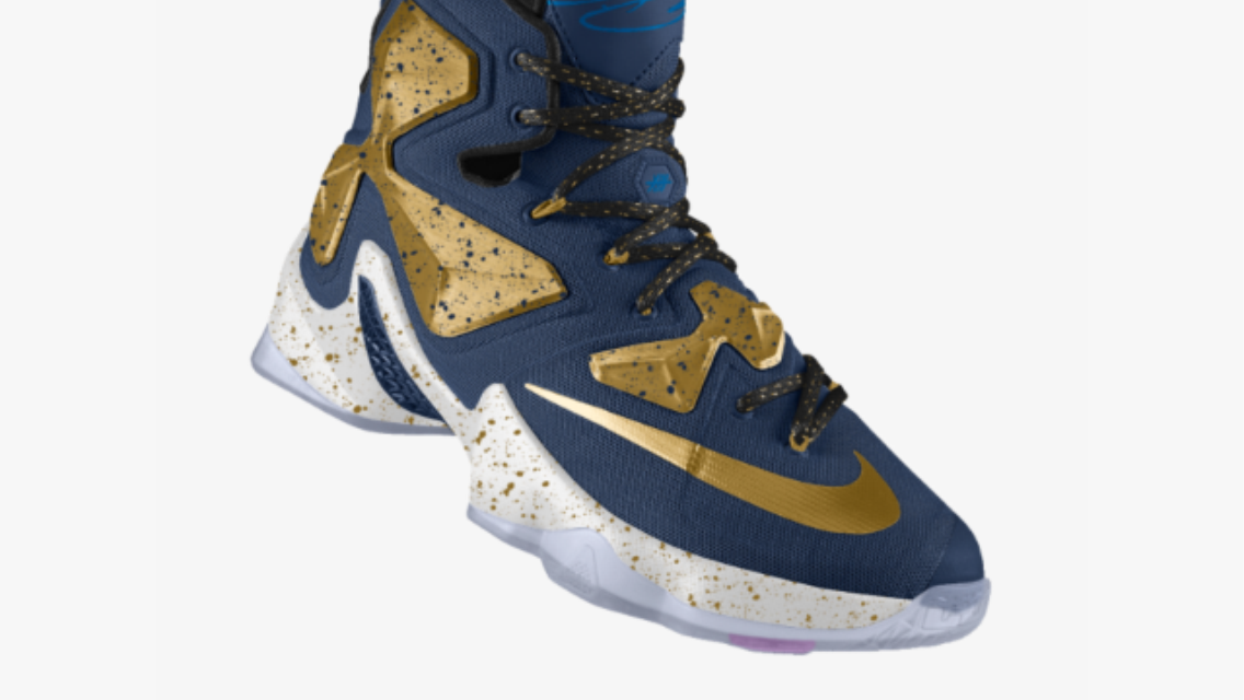 c2282801e14 Custom NIKE ID Lebron 13 | Lebrons | Nike id, Sneakers, Nike