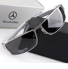 Marca De luxo De nova homens MERCEDES-BENZ homens óculos polarizados  condução óculos De Sol óculos De Sol Masculino 610(China (Mainland)) e342440601