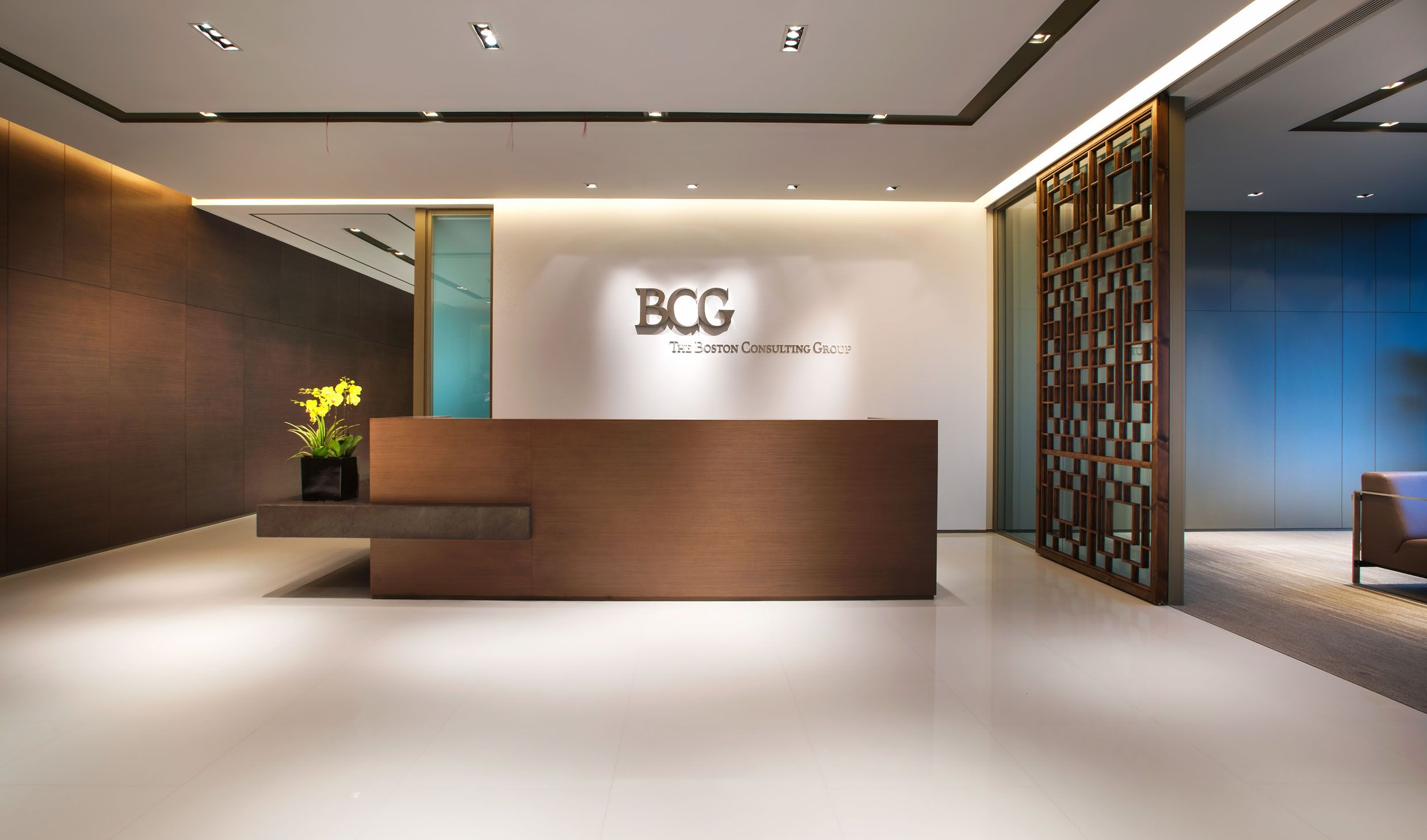 Office Tour: Boston Consulting Group's Shanghai Offices ...