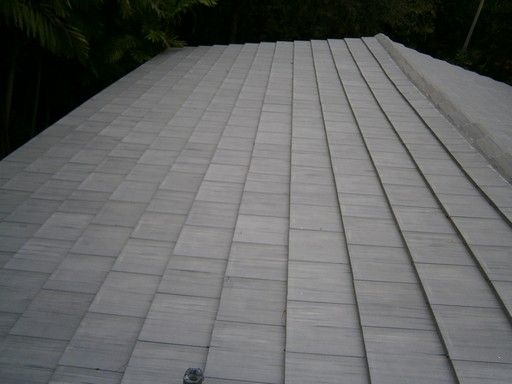 This Miami Fl Concrete Tile Roof Needed A Reroofing Project Because Of Scuff Marks On The Tiles The Project Not Only Co Reroofing Concrete Tiles Underlayment