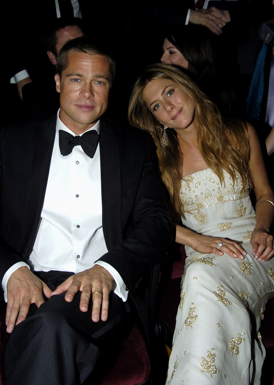 Jennifer Aniston Wedding Dress 2000 Fresh 40 Rare S Of Brad Pitt Brad Pitt Brad Pitt Jennifer Aniston Brad Pitt And Jennifer Jennifer Aniston Body