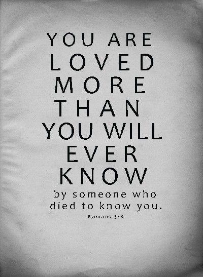 Romans 5:8 - God - Jesus