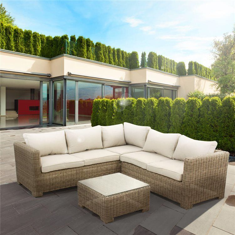 Garden Furniture With Images Rattan Corner Sofa Patio Furniture For Sale