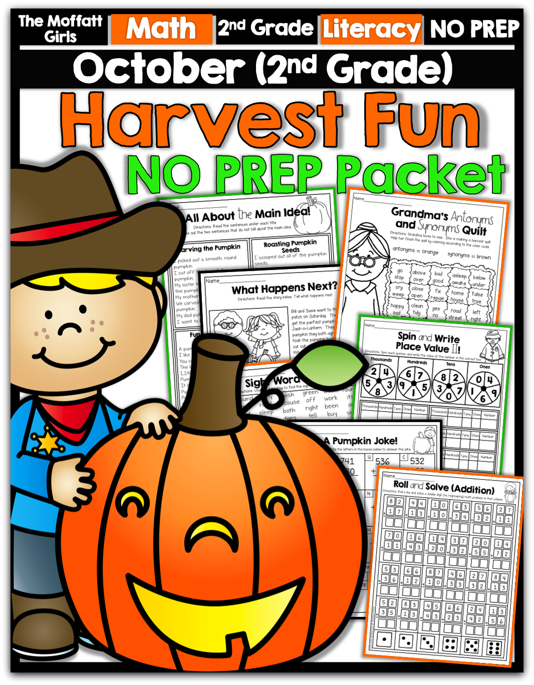 October Fun Filled Learning Resources With Images