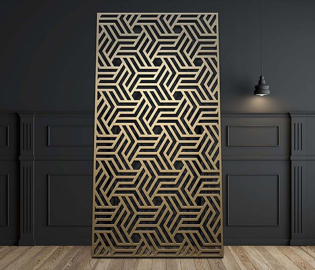 Miles and Lincoln - the UK\'s leading designer of laser cut screens ...