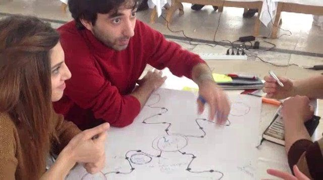Designing the first game prototype