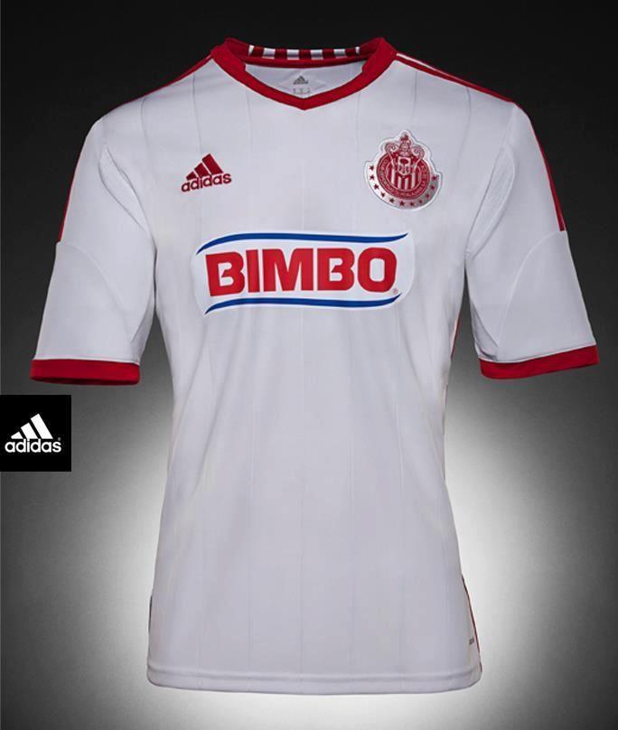 753e76b713 Nueva playera de Chivas