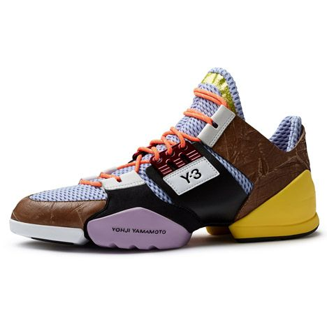 9a1938ea9da6 Meaningless Excitement footwear by Y-3 and Peter Saville for Adidas ...