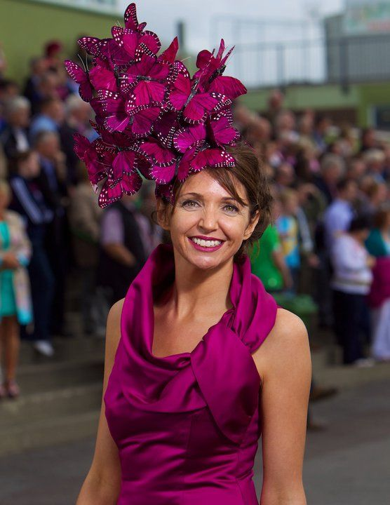 Congratulations Carol Kennelly Millinery