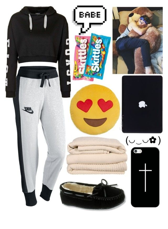 """""""Lazy day with Jc 