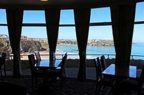 Wonderful views at The Great Western Hotel, Newquay