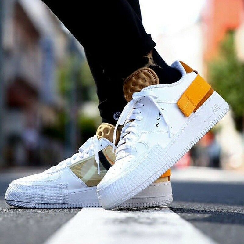 air force 1 type gold