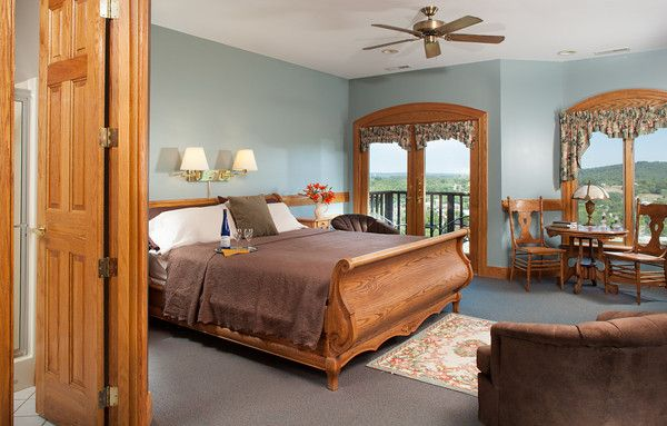 Hermann Hill Inn And Village Welcome Suites Room Boutique Hotel