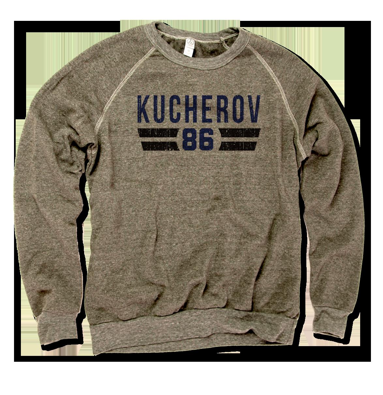 Nikita Kucherov Font