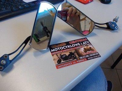 Lusterka Tuningowe Komplet Honda Shadow Vt 1100 6215603993 Oficjalne Archiwum Allegro Honda Shadow Honda Shadow