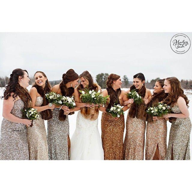 12837179Winter wedding by @Hailey Tash Photography