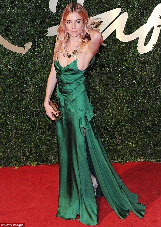 Emerald Silk Dresses