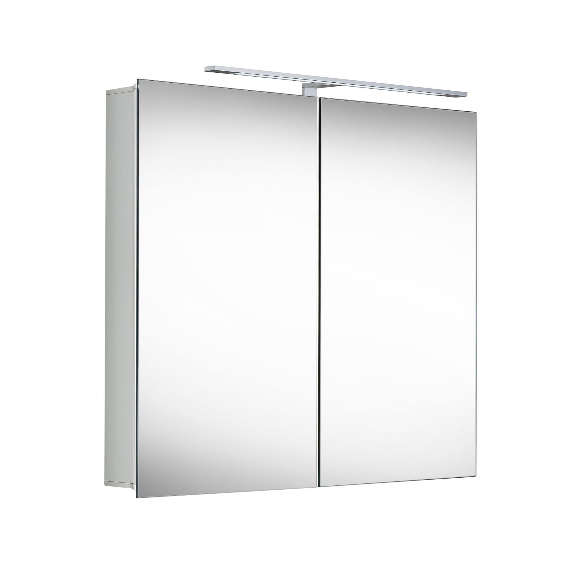 Matedo Entry Sps Spiegelschrank B 80 H 70 T 12 Cm Mit Led Beleuchtung Sp S80 Home Decor Decor Furniture