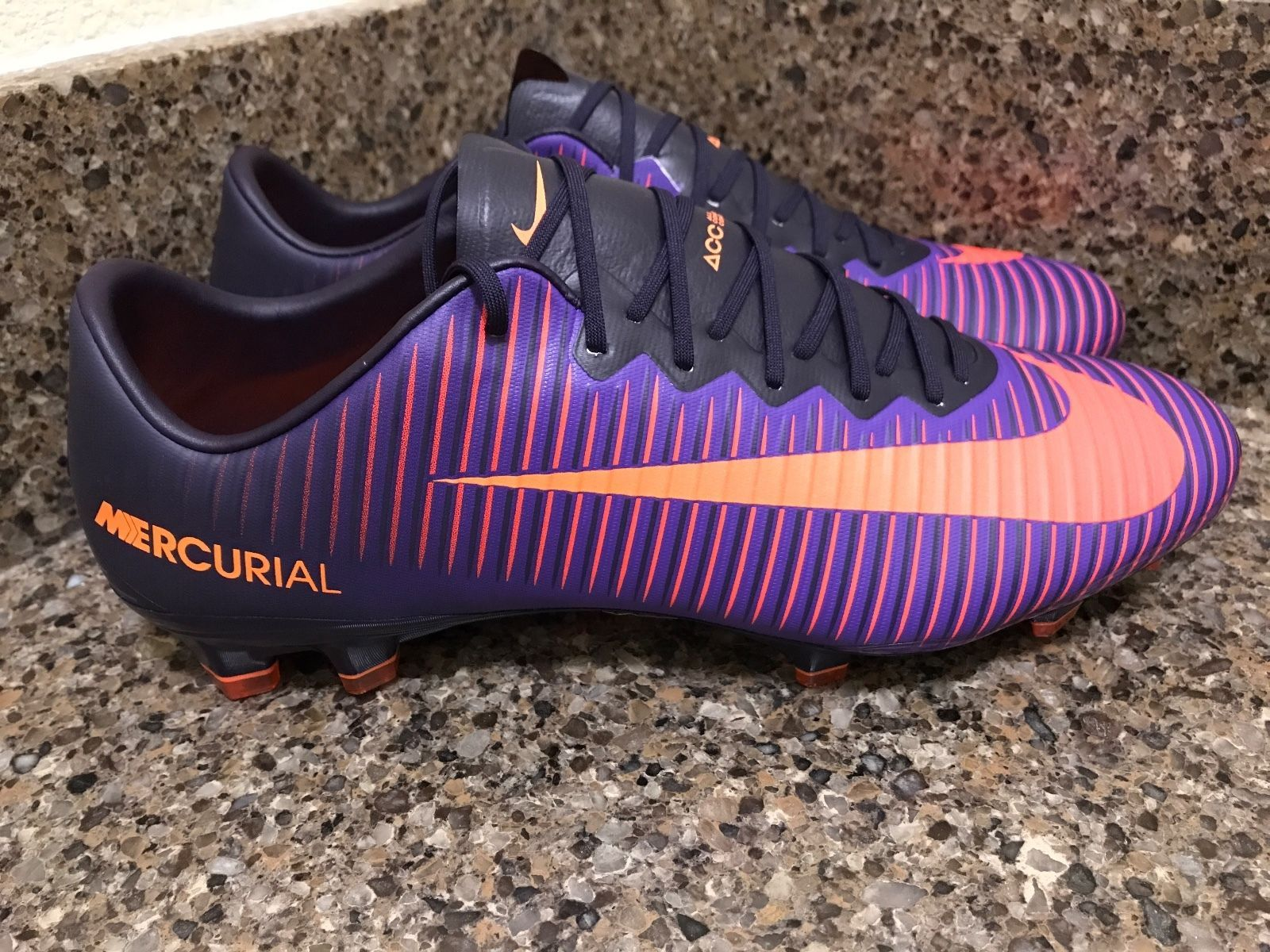 Lighter And Brighter The New Floodlight Pack Mercurial Vapor Xi Worn By Sterling Pulisic Coutinho Modric And Many Soccer Cleats Soccer Boots Soccer Shoes