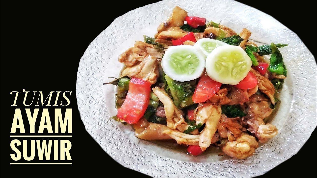 Masak Tumis Ayam Cepat Nggak Ribet Tumis Resep Selada