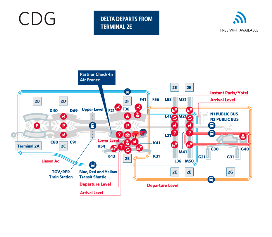 Paris Cdg Airport Map Paris CDG Airport Map | Charles DeGaulle Airport | Paris travel