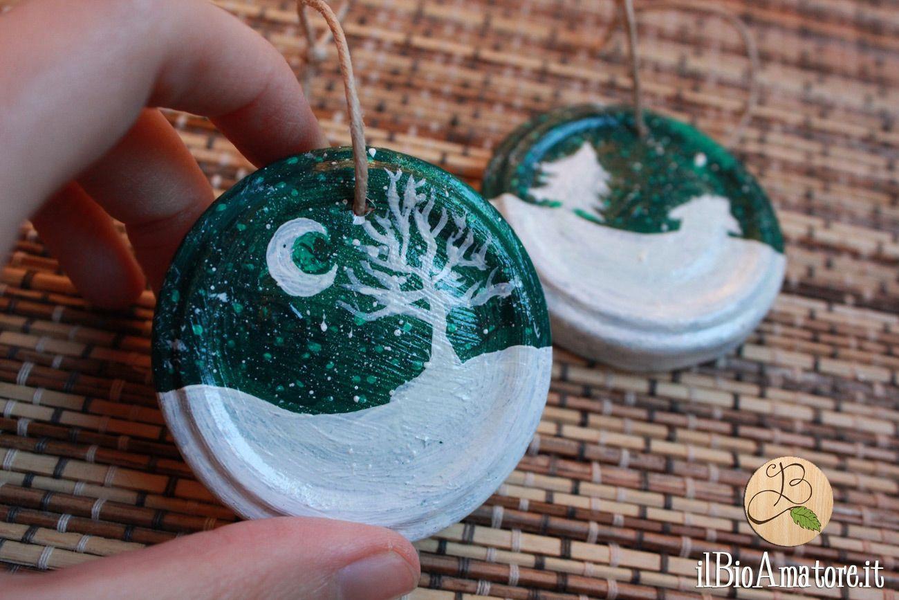 Idee Di Riciclo Per Natale riciclare i tappi dei barattoli: 30 idee per delle