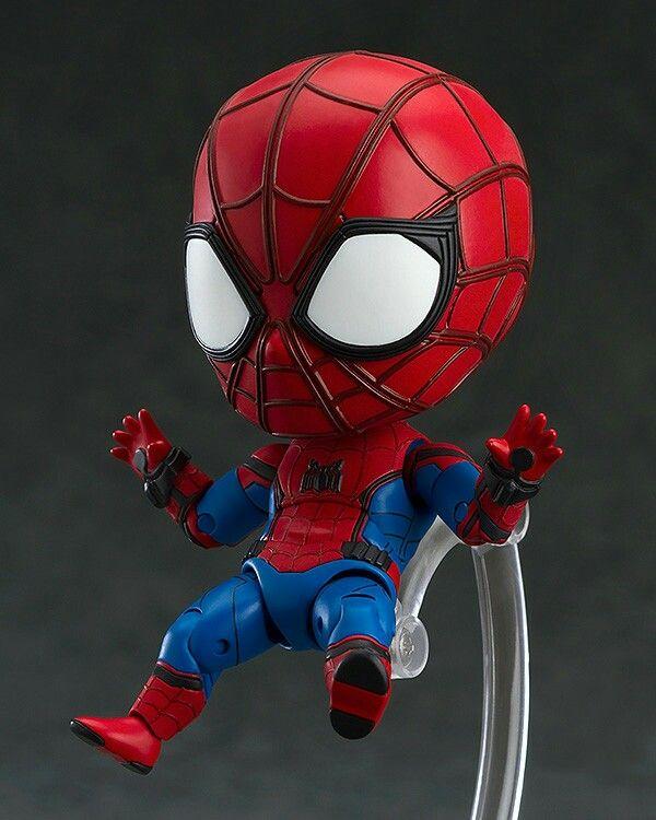 Mini Spiderman Homecoming Flash Fondos De Pantalla Historia De