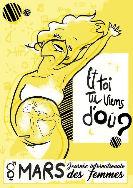 coudcrayon and co: Journée des droits des femmes