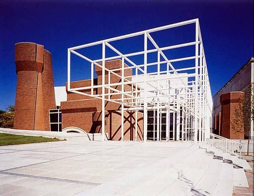 Peter Eisenman. Wexner Center for the Arts. Columbus. OH. 1989 (With images) | Peter eisenman. Innovative architecture. Architecture