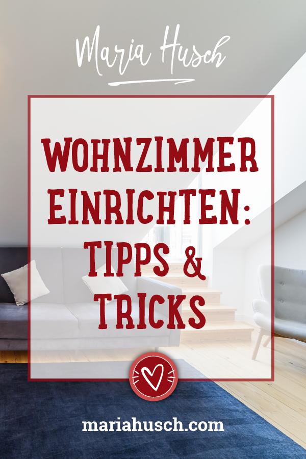 Wohnzimmer einrichten: Tipps & Tricks für die perfekte ...