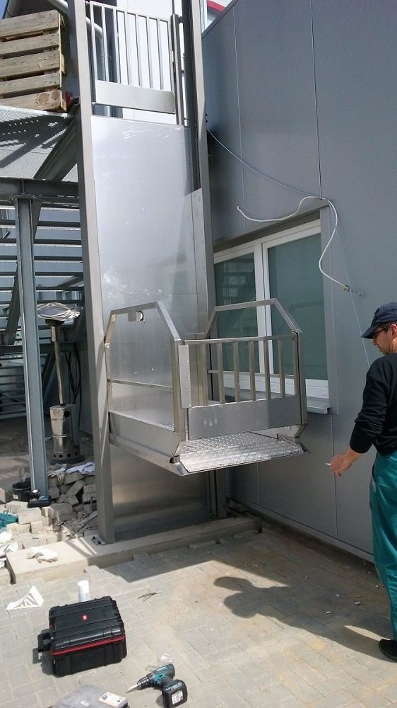 rollstuhl treppenlift rodas fahrstuhl bis200cm rollstuhl lift hebebÜhne plattformlift aufzug treppenlift ebay