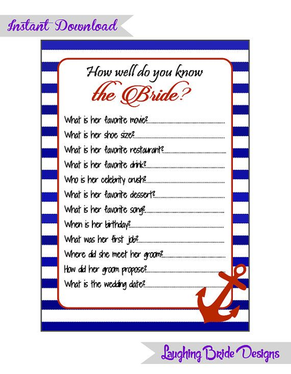nautical sailor theme bachelorette party game mad libs bridal shower