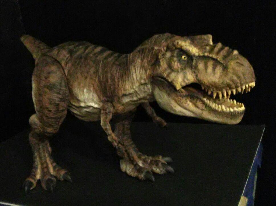 Jurassic World Super Colossal Tyrannosaurus Custom T Rex Jurassic Park Mattel Jurassic Park Toys Jurassic Park Jurassic Park World