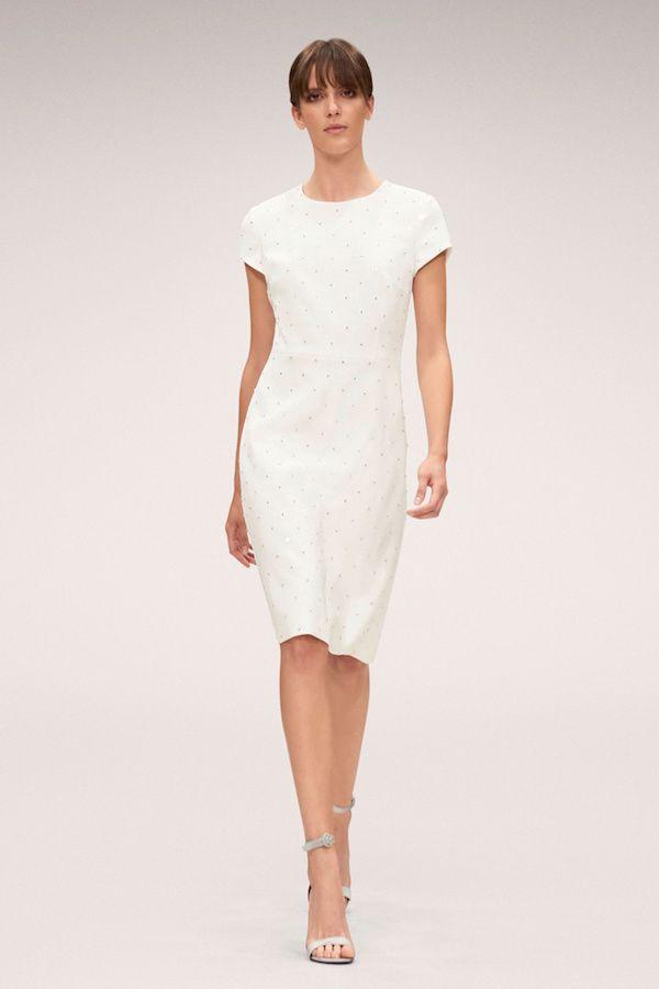 7eb47c51d Vestidos blancos de moda 2018 – Vestidos de boda