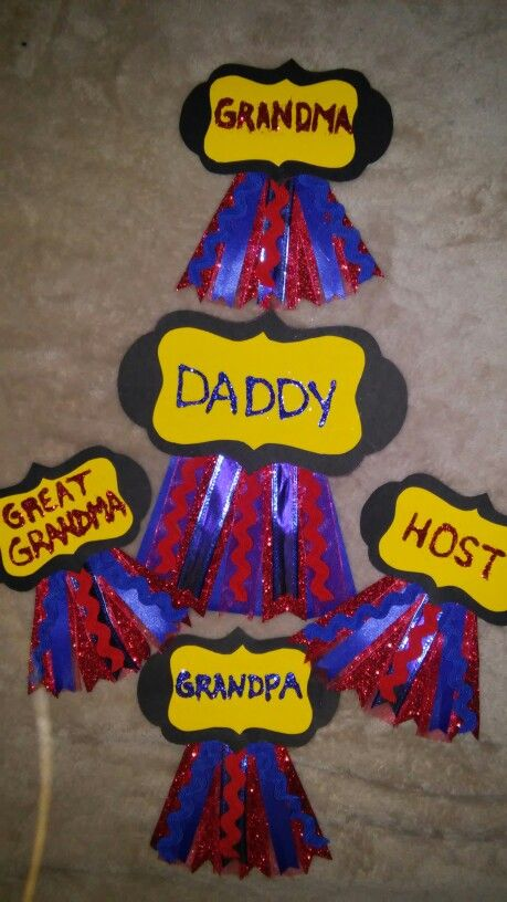 Superman Baby Shower Theme I Made For My Daughter