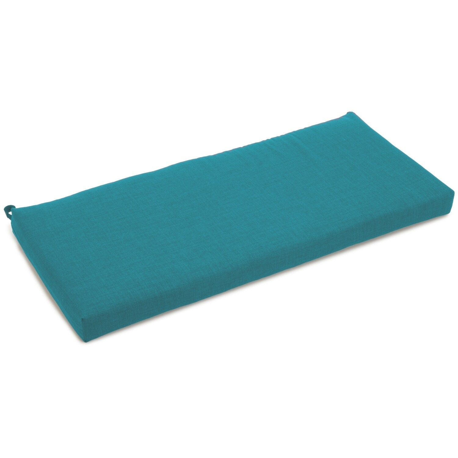 Blazing Needles 48 Inch All Weather Bench Cushion In 2021 Bench Cushions Patio Bench Cushions Outdoor Bench 48 inch bench cushion indoor