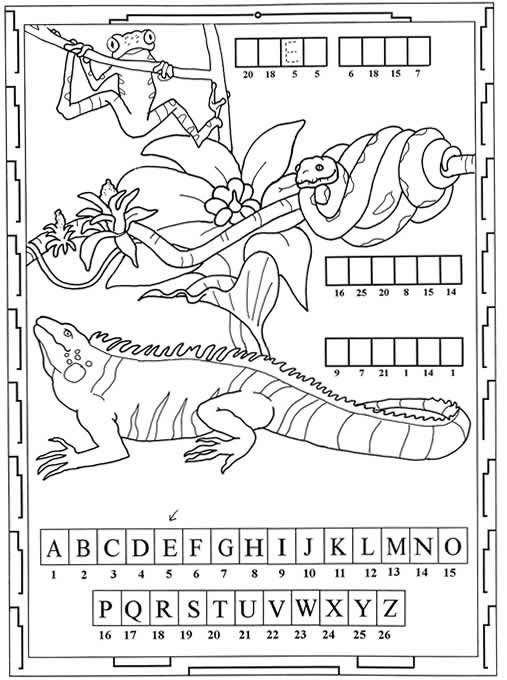 welcome to dover publications and they can color it too     done