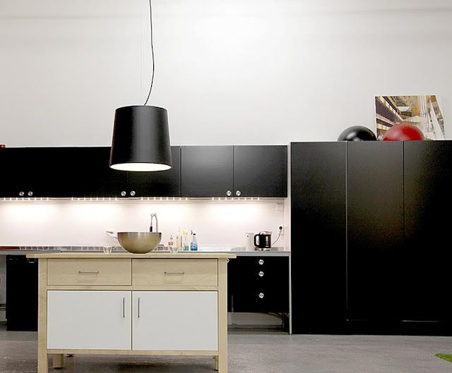 Pin by Le Monde Workshop on ▨Kitchen Pinterest Ikea island - udden küche ikea