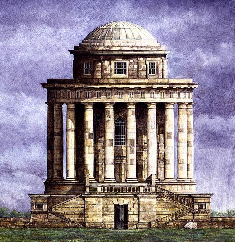 Andrew Ingamells - Mausoleum, Castle Howard, North Yorkshire
