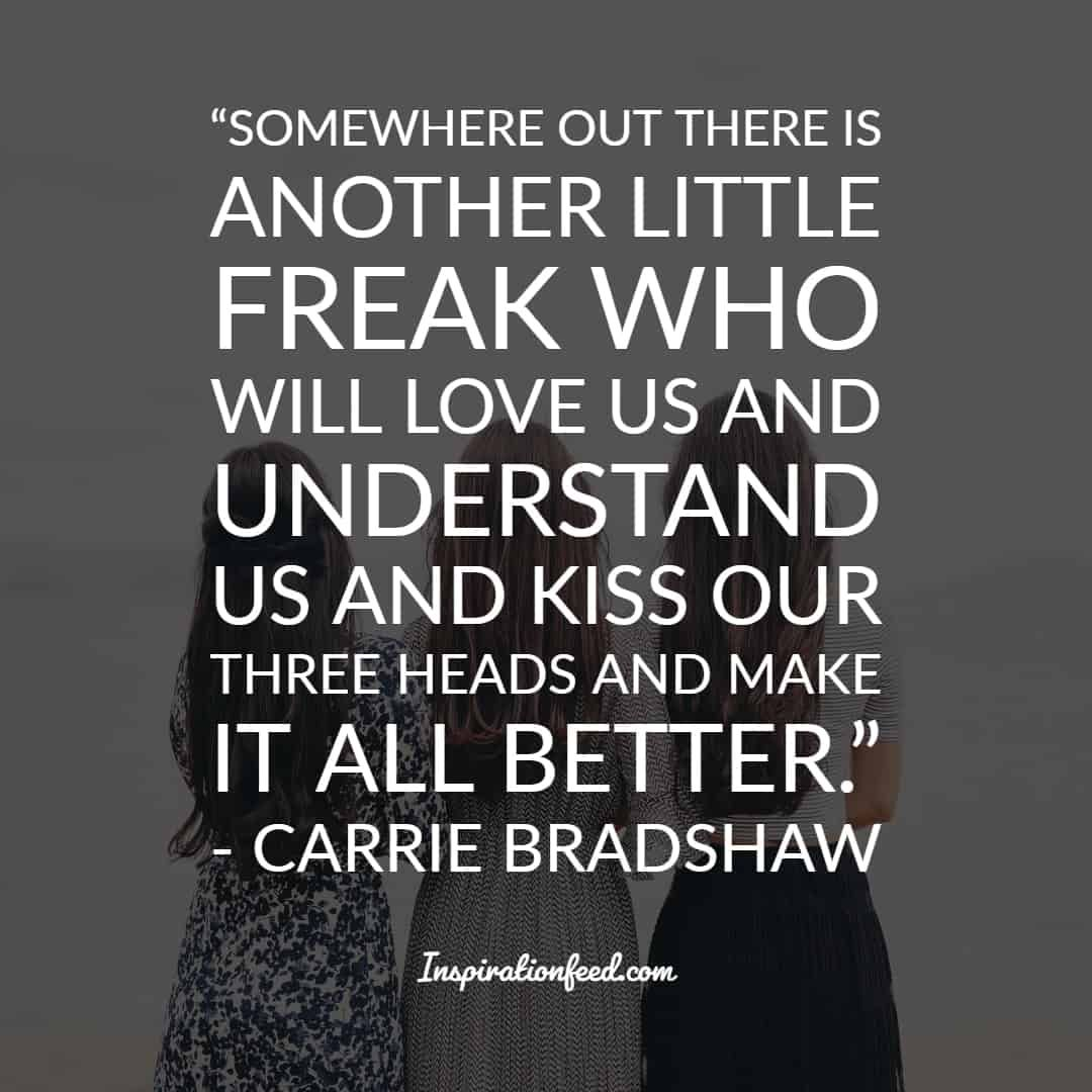 quotes about love sex and the city carrie bradshaw in Arkansas