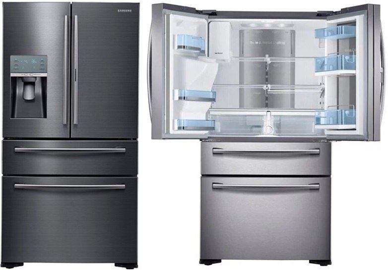 The 7 Best Counter Depth Refrigerators For 2019 Reviews Ratings