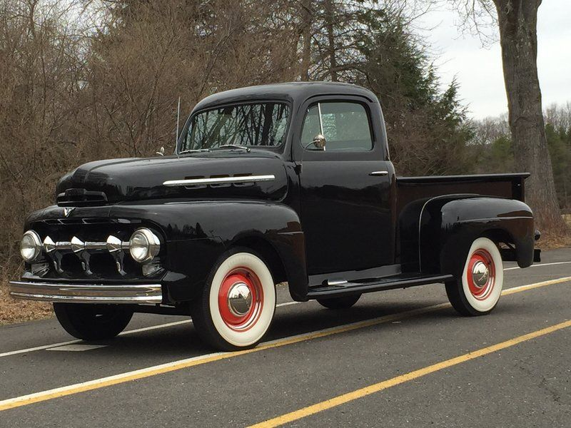 1951 Ford F-1 for sale by Owner - Succasunna, NJ | OldCarOnline.com ...