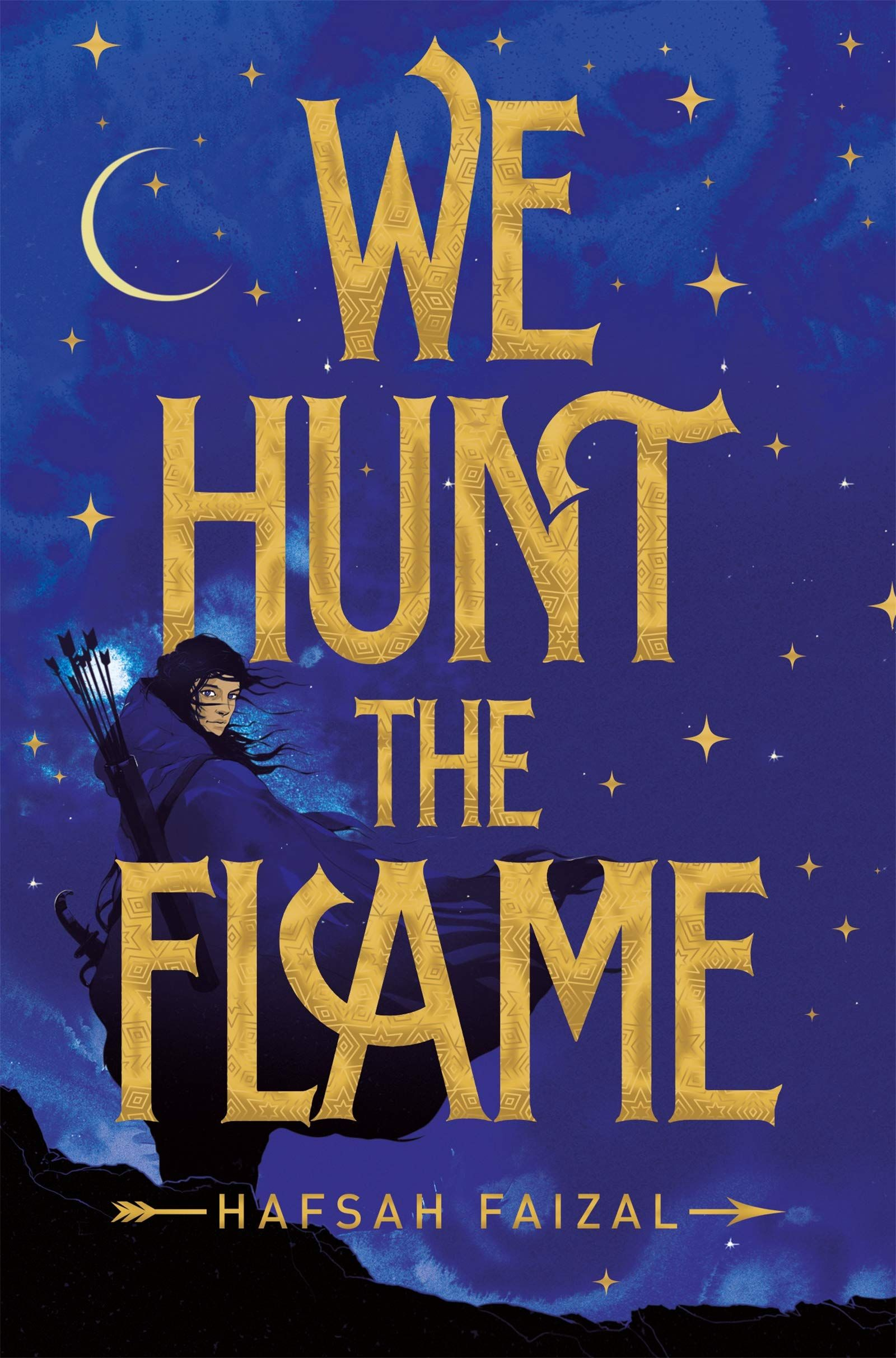 We Hunt The Flame By Hafsah Faizal, New York Times Bestselling Book, Forbes 30 Under 30