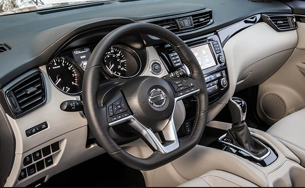 Nissan Rogue Sport 2018 New Interior Concepts Nissan Rogue Nissan Nissan Rouge