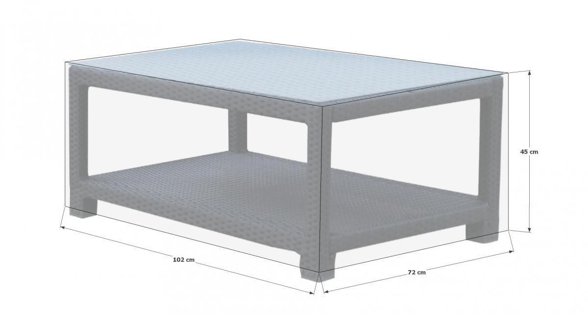 Grasekamp Schutzhülle zu Pepe Lounge Tisch Premium Jetzt bestellen ...