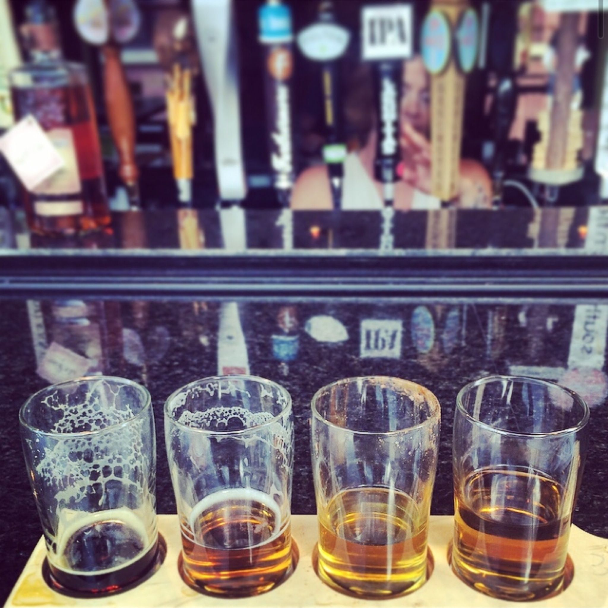Craft beer destination at the Tap House on Historic 3rd St