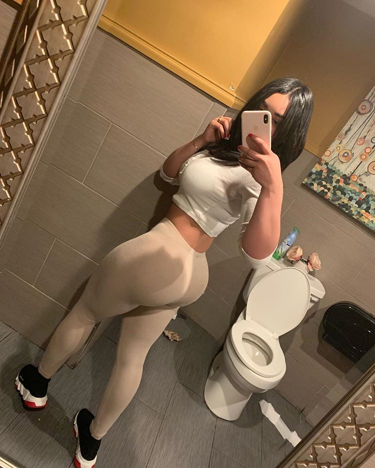 Thick Latina Booty Amateur