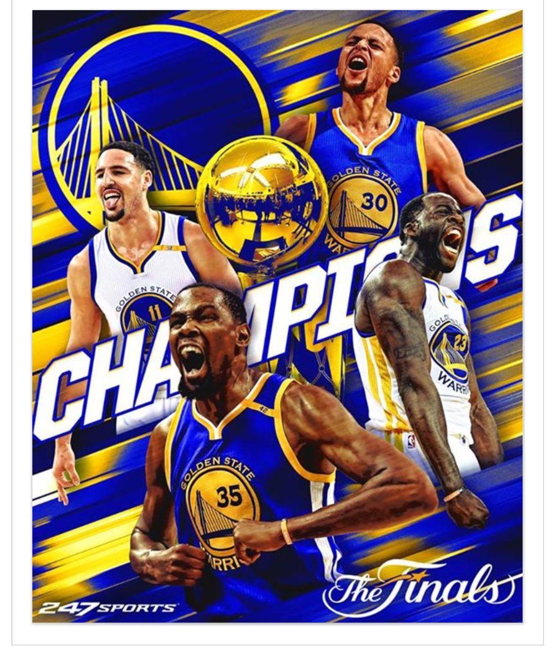 Gsw 2017 Nba Champs Dub Nation Pinterest Basketball Golden