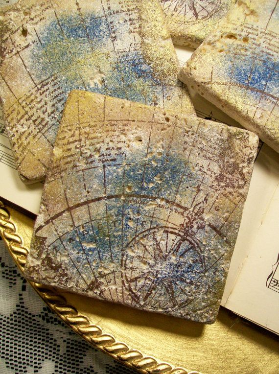 Gifts for men old world map of antarctica antiqued in gold ocean gifts for men old world map of antarctica antiqued in gold ocean blue gumiabroncs Gallery