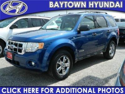 2008 Ford Escape 10993 88k Used Crossovers For Sale Houston Tx